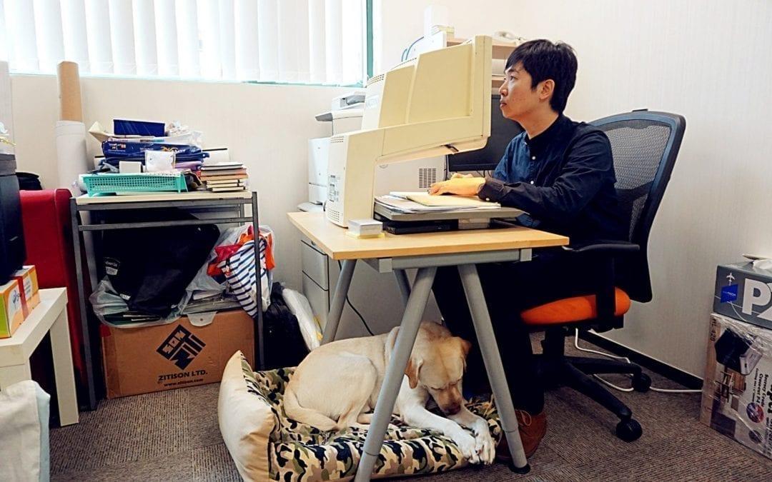 視障「學霸」搵工難 創職業配對平台助同路人: 僱主應看僱員能力 — 香港01