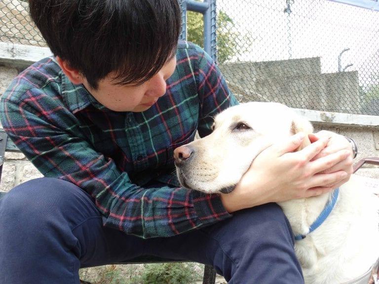 平凡人的不平凡事 – 導盲犬使用者Walter 分享 — RTHK 晨光第一線