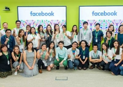 Company Visit@Facebook Office
