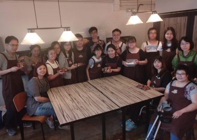 Group Photo @Bakery Class